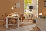 Neordic Rurik staande lamp max.1x20W E27 Grijs/hout 230V stof/metaal/hout _