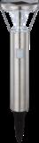 Solar Tuinlamp grondspies  rond met  Sensor_
