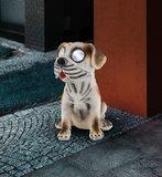 Solar tuinverlichting Hond_