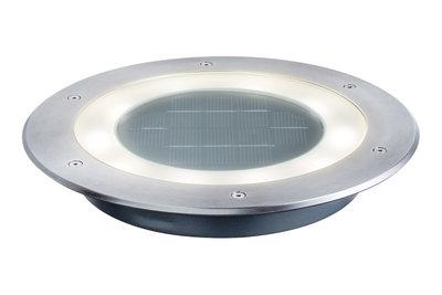 Special IBA Set Solar vloer Jupiter IP67 LED 1x0,6W 250mm eds/helder eds/glas