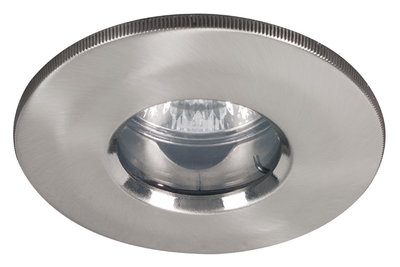 Premium IBA set starr IP65 3x35W 105VA 230/12V GU5,3 51mm geborst met/aluzink