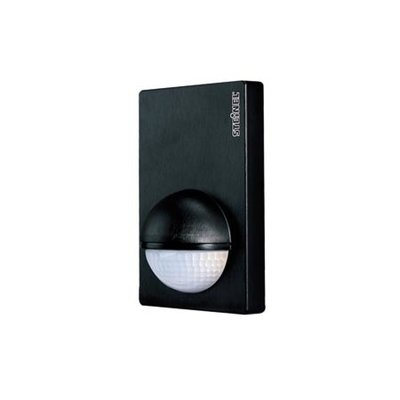 Steinel bewegingsmelder IS 180-2 zwart