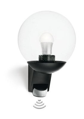 Steinel sensorlamp L 585 zwart