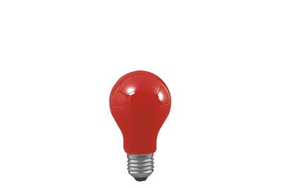 AGL 25W E27 55mm rood