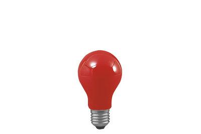 AGL 40W E27 55mm rood