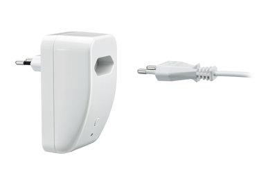 SmartHome BLE EuroPlug tussenstekker schakelen max. 400W 230V AC wit kunststof