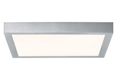 WallCeiling Lunar LED paneel 400x400mm 21,8W 230V chr mat alu