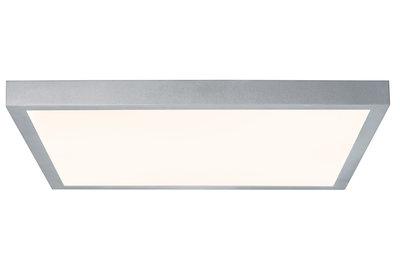 WallCeiling Lunar LED paneel 600x600mm 27,4W 230V chr mat alu