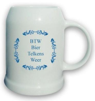 Bierpul BTW Bier Telkens Weer