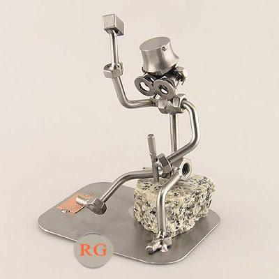 Beeldhouwer miniatuur