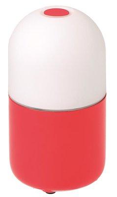 Tafellamp Bean SMOOZ rood
