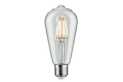 LED ST 64 filament 7,5W E27 230V helder 2700K dimbaar