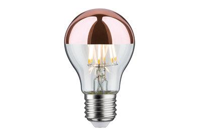 LED AGL 7,5 W E27 230 V kopspiegel koper 2700K