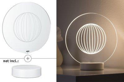3D-glas Yarn helder voor 3D Basic-lampen
