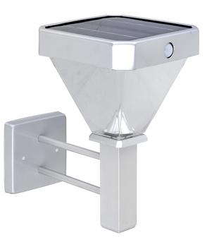 Solar tuinverlichting sensor