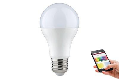 SmartHome BLE Boyn LED AGL 9W E27 230V opaal RGBW dimbaar