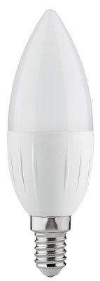 SmartHome ZB Candela LED kaars 4,5W E14 230V 2700K opaal tunw dimbaar