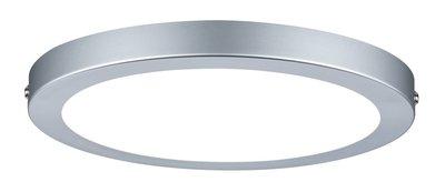 WallCeiling Atria LED-paneel 220mm 18,5W Chroom mat 230V kunststof