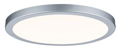 WallCeiling Atria LED-paneel 300mm 22W Chroom mat 230V kunststof