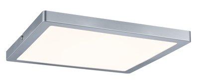 WallCeiling Atria LED-paneel 300x300mm 24W chroom mat 230V kunststof