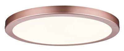 WallCeiling Atria LED-paneel 300mm 22W Rosé goud 230V kunststof