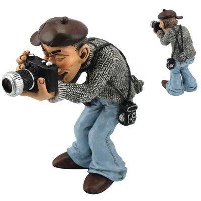 Beroepen beeldje Fotograaf