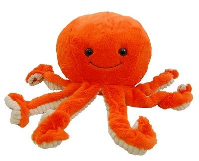 Octo de Octopus Knuffel handwarmer en kussen
