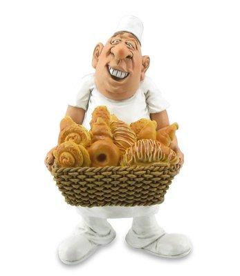 Beroepen Beeldje arme broodjes bakker