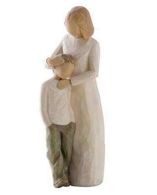 Willow tree beeldje  Mother and Son