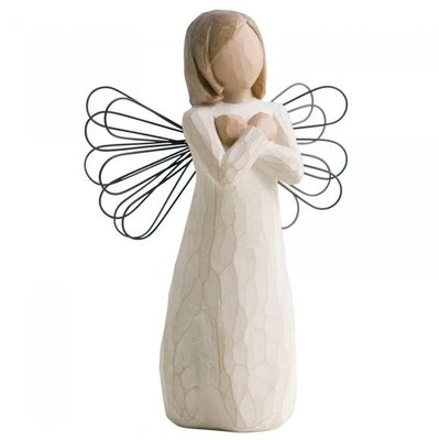 Willow tree Angel beeldje Sign for Love