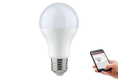 SmartHome BLE Boyn LED AGL 9W E27 230V opaal 2700K dimbaar
