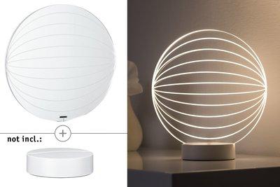 3D-glas Twine helder voor 3D Basic-lampen