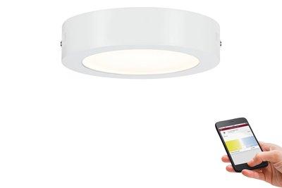 SmartHome BLE Nox LED-Panel 170mm 10,5W 230V wit mat kunststof