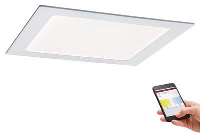 Prem EBL Set SmartPanel BLE tunw hk LED 1x13,5W 15VA 230/350mA 225x225mm wt mat