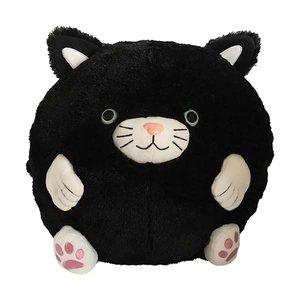 Mickey de kat Knuffel handwarmer en kussen